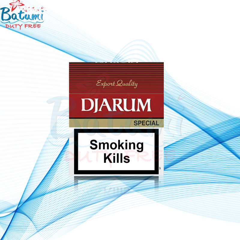 Djarum Special Clove Cigarettes online for sale USA UK