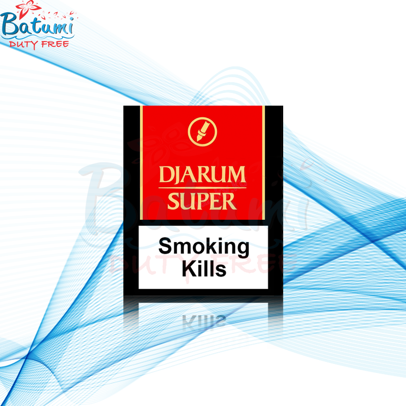 Djarum Super Clove Cigarettes online for sale USA UK