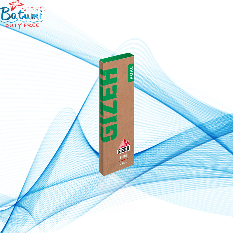 Gizeh Pure Fine 50 Organic rolling papers