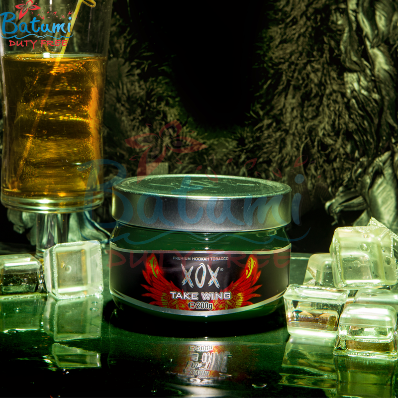 XOX Flavored Hookah Shisha Tobacco Take Wings Natural online for sale