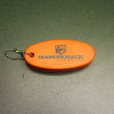 Diamondback Airboats Floating Key Chains