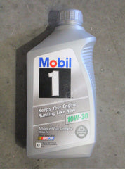 MOBIL ONE OIL 10W30 FOR LS MOTOR (550HP AND UNDER)