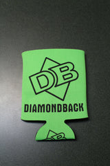Diamondback Collapsible Koozie - Neon Green