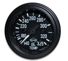 ISSPRO MECHANICAL OIL TEMPERATURE GAUGE (FRONT OP)