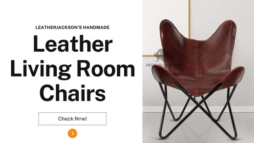 leather living room chairs, leather butterfly chair