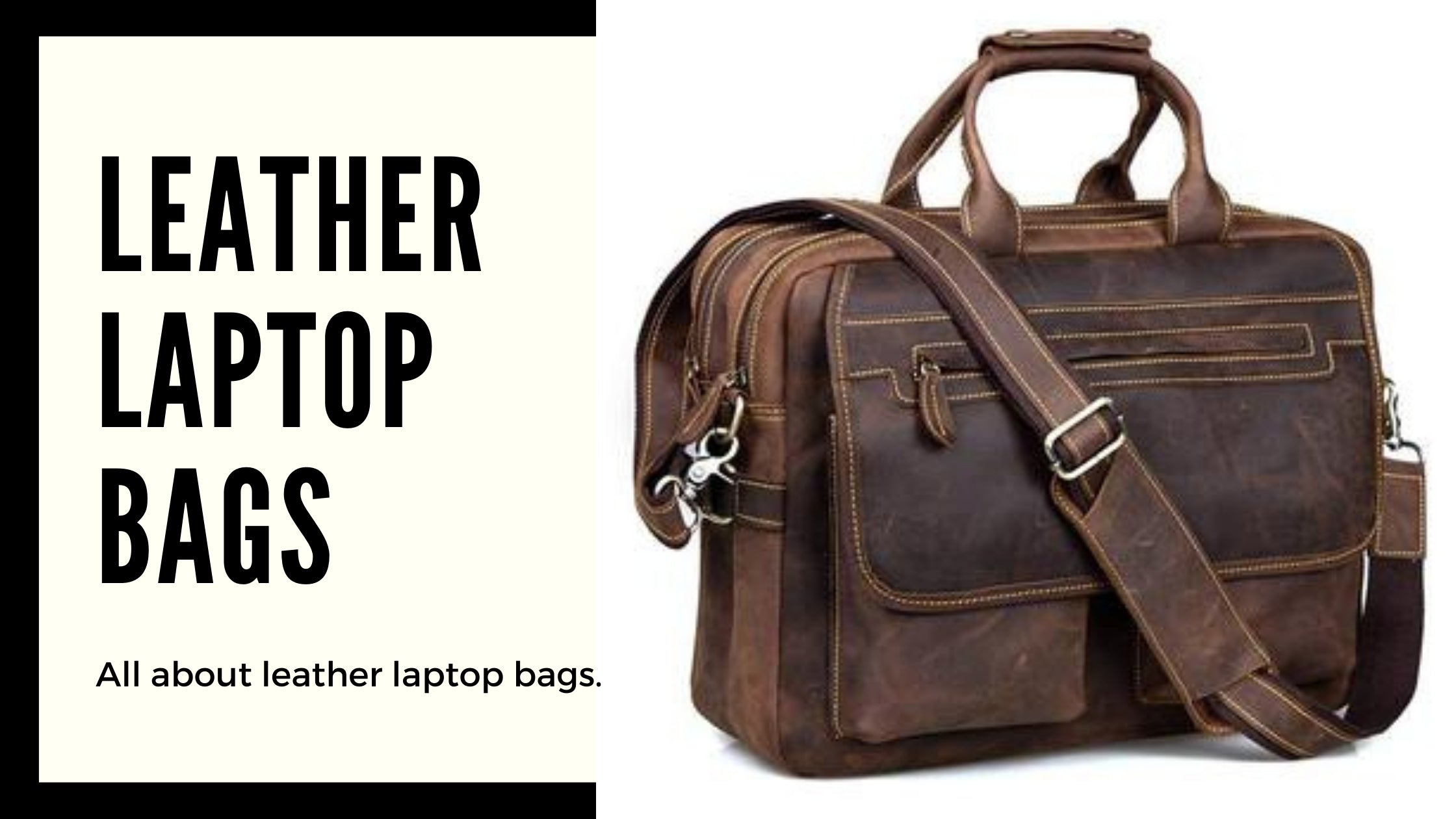 genuine leather laptop bags, best leather laptop backpacks