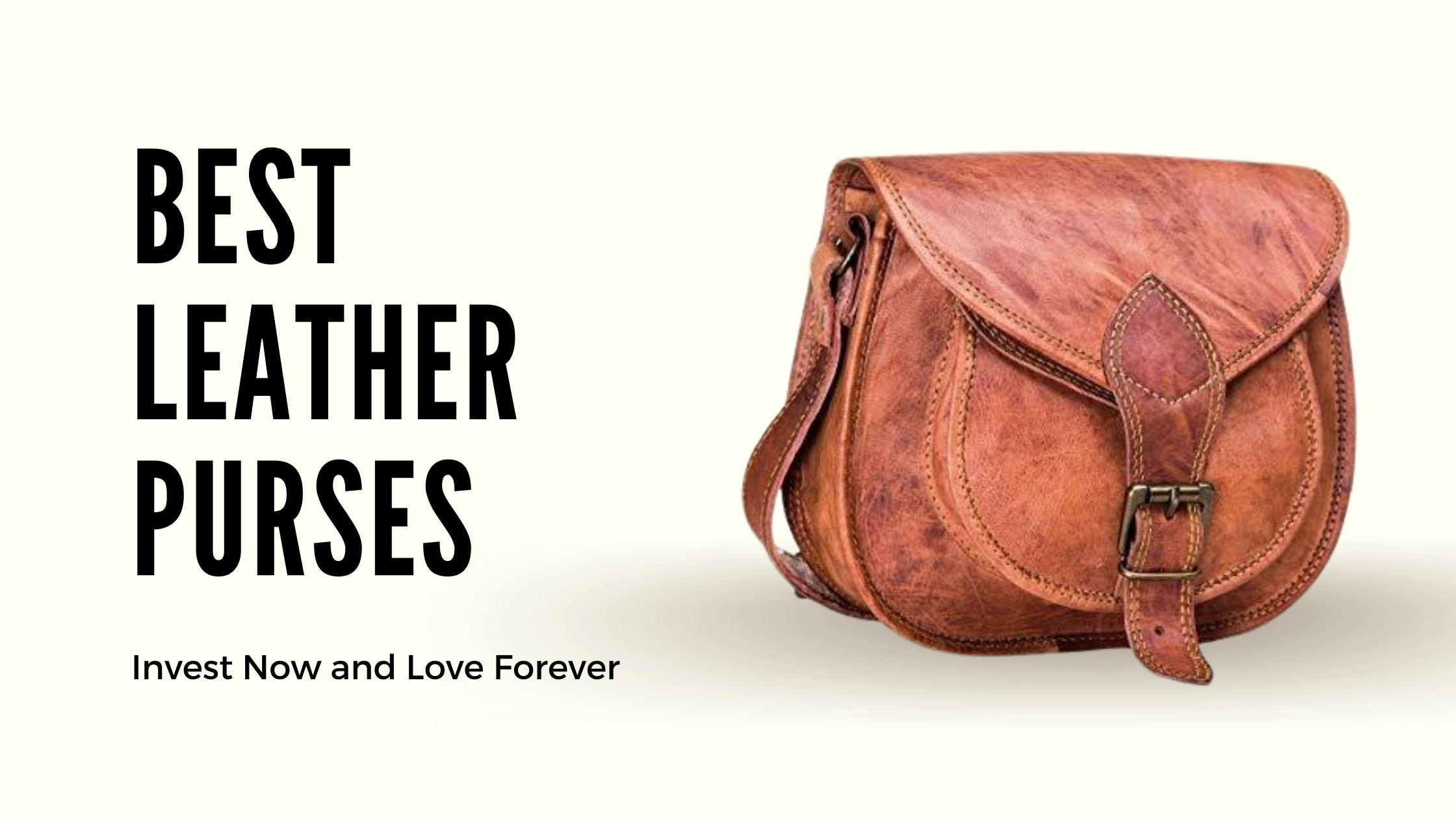best leather purse for women