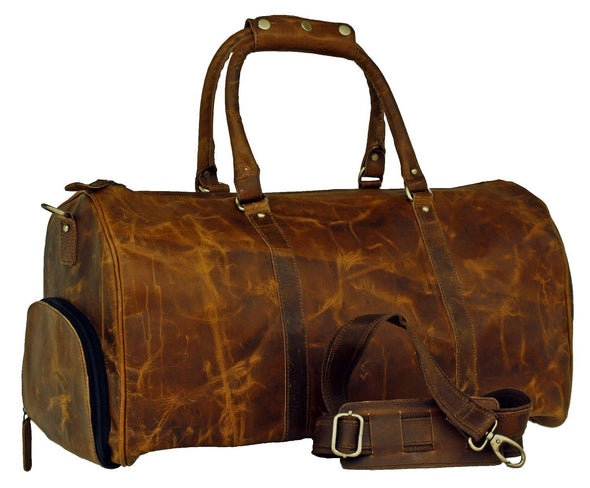 vintage leather duffle bags, genuine leather duffle bags