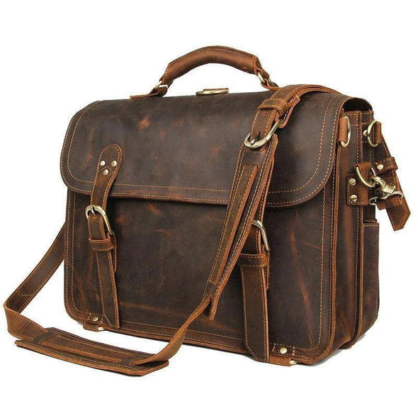 Leather messenger bags for men and women, Leather messenger bags for women