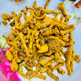 Raw Turmeric Roots-500 Grams Pack