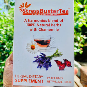 Stress Buster Tea-20 Tea Bags-30 Grams Pack