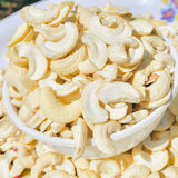 Premium Split Kaju-JH Cashew Nuts 250 Grams Packs