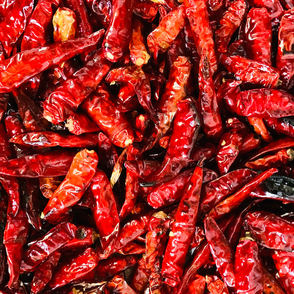 Whole Red Chilli-Natural Raw-1 Kg
