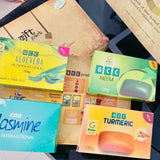 GCC Soaps Gift Pack-4 PCs-125 Grams Each