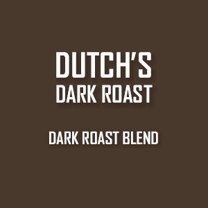 DUTCH'S DARK ROAST