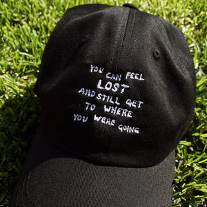 You Can Feel Lost - Dad hat