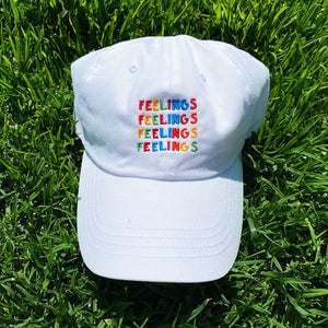 FEELINGS - Dad hat