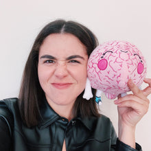 Load image into Gallery viewer, The Pink Brain Plush