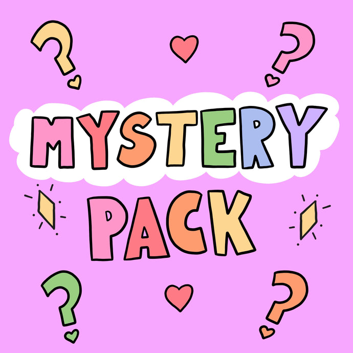 The Mystery Pack!