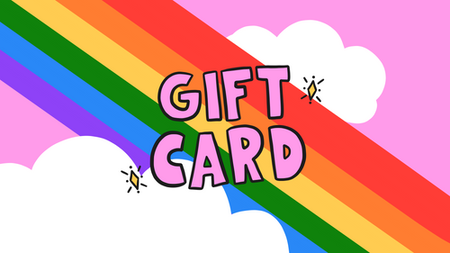 CRYSTALDRAWSSTUFF Gift Card