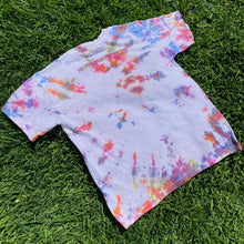 Load image into Gallery viewer, Your Feelings Are Valid (Tie Dye Edition) - YOUTH Heavy Cotton Tee