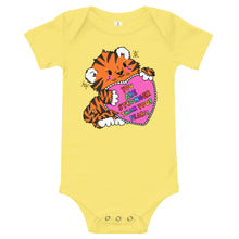 Load image into Gallery viewer, You Are Stronger Than Your Fears! - Short Sleeve Onesie