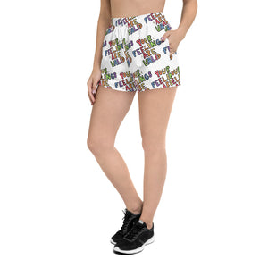 Your Feelings Are Valid - Women's Athletic Short Shorts