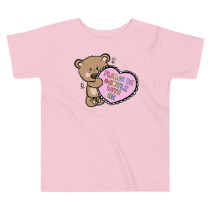 Please Be Gentle With Me - Toddler Tee