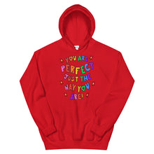 Load image into Gallery viewer, You Are Perfect Just The Way You Are! - Unisex Hoodie