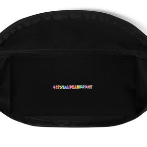 Mental Health Matters (Black Edition) - Fanny Pack