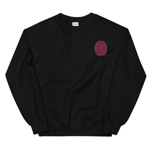 Brain (Embroidered Edition ) - Unisex Sweatshirt
