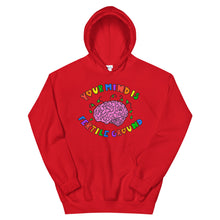 Load image into Gallery viewer, Your Mind Is Fertile Ground - Unisex Hoodie