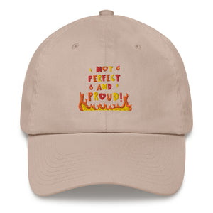 Not Perfect And Proud - Dad hat