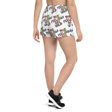 Load image into Gallery viewer, Your Feelings Are Valid - Women's Athletic Short Shorts