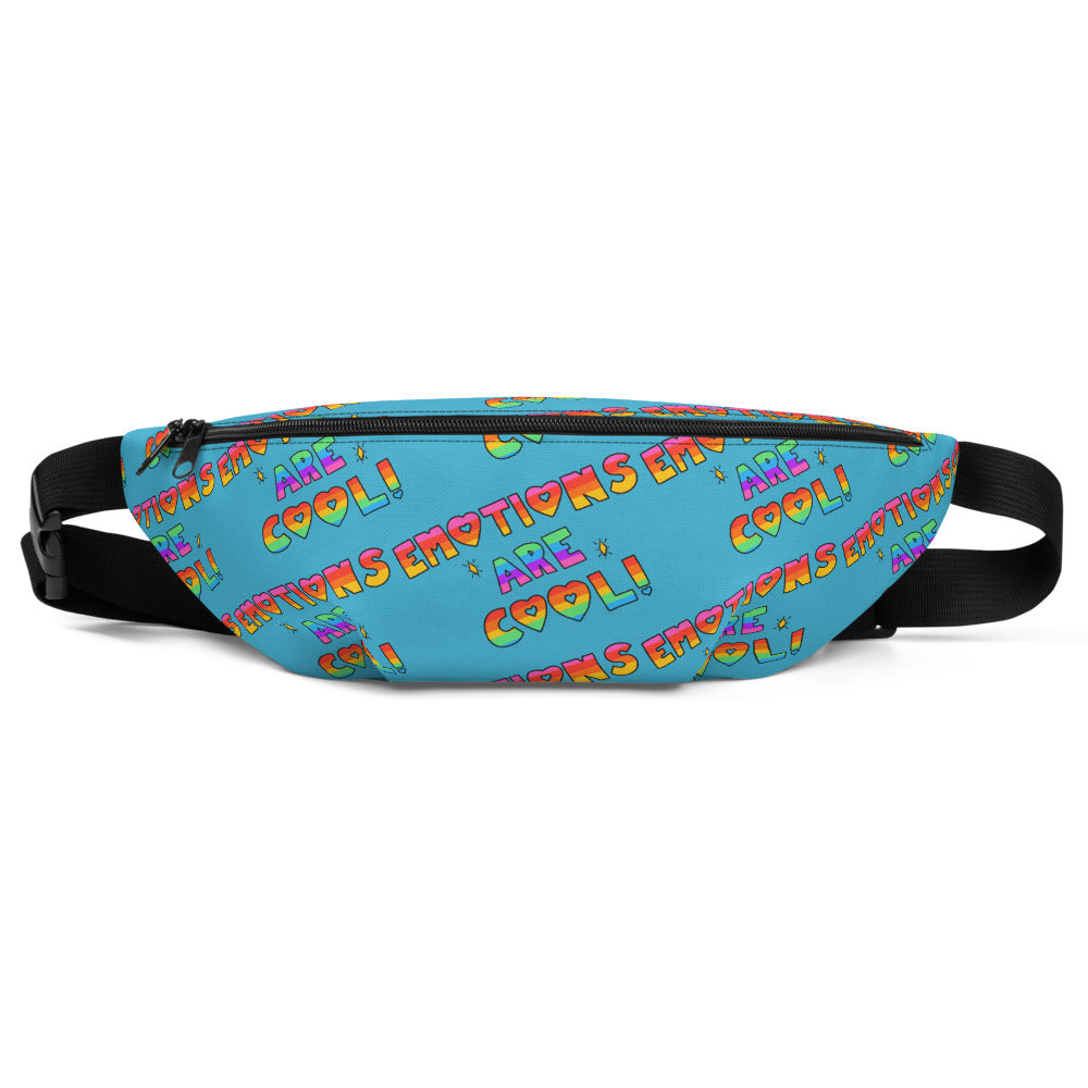 Emotions Are Cool! - Fanny Pack
