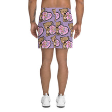 Load image into Gallery viewer, Please Be Gentle With Me - Men's Athletic Shorts