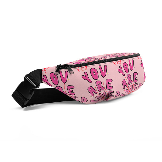 You Are Loved - Fanny Pack
