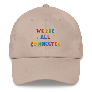 We Are All Connected - Dad hat