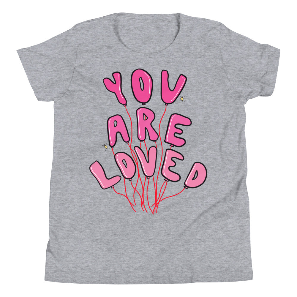 You Are Loved - Youth Short Sleeve T-Shirt