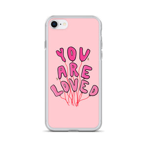You Are Loved - iPhone Case