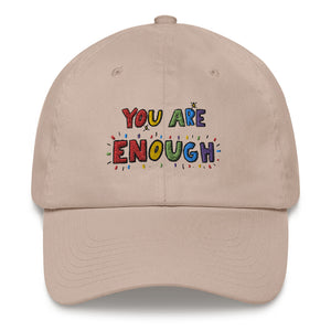 You Are Enough - Dad hat