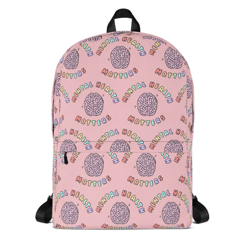 Mental Health Matters - Backpack