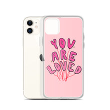 Load image into Gallery viewer, You Are Loved - iPhone Case