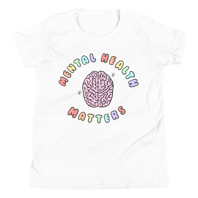 Mental Health Matters - Youth Short Sleeve T-Shirt