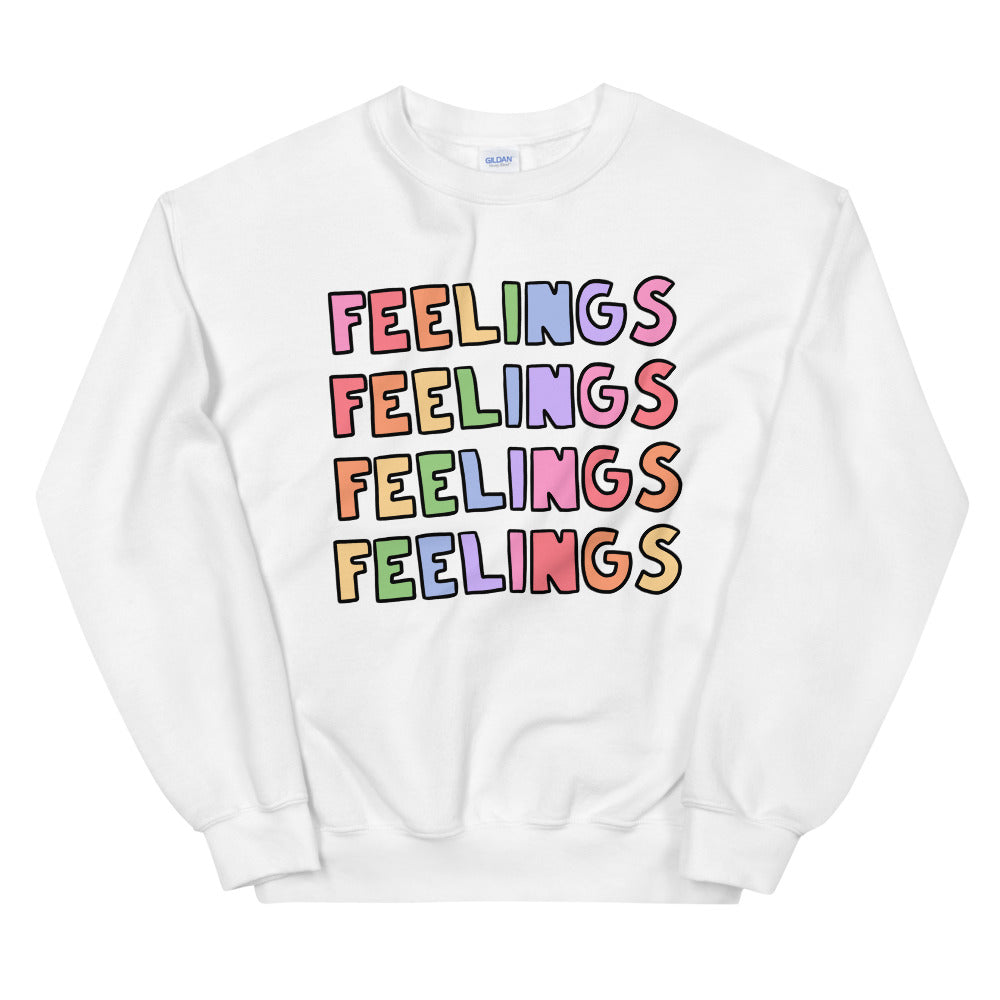 FEELINGS - Unisex Sweatshirt
