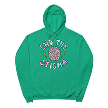 Load image into Gallery viewer, End The Stigma - Unisex Fleece Hoodie