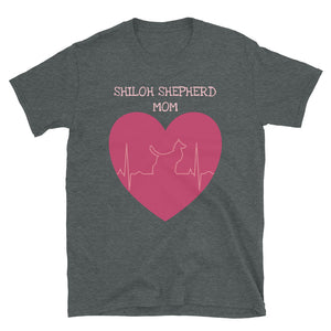 A1 - SHILOH SHEPHERD MOM Short-Sleeve Unisex T-Shirt