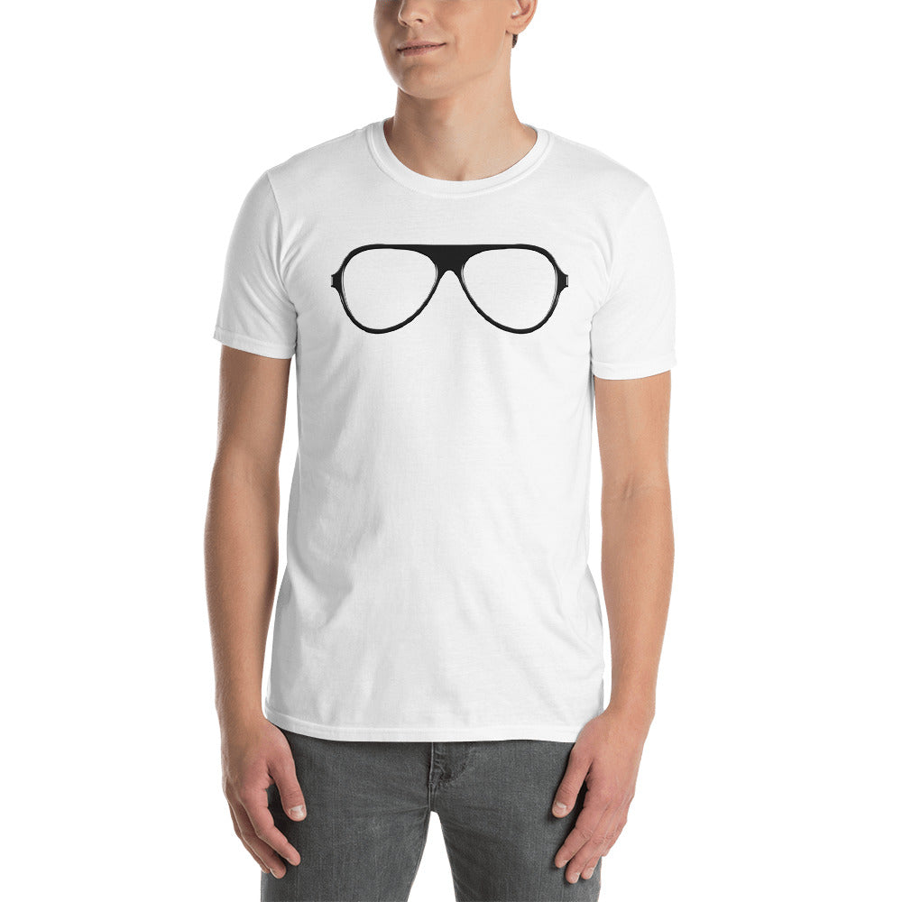 C- Eyeglasses Short-Sleeve Unisex T-Shirt