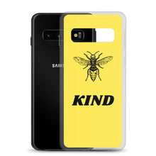 Load image into Gallery viewer, D9 - Bee Kind Samsung Case