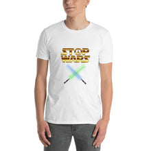 Load image into Gallery viewer, B1 - Stop Wars Star Wars Pun Short-Sleeve Unisex T-Shirt